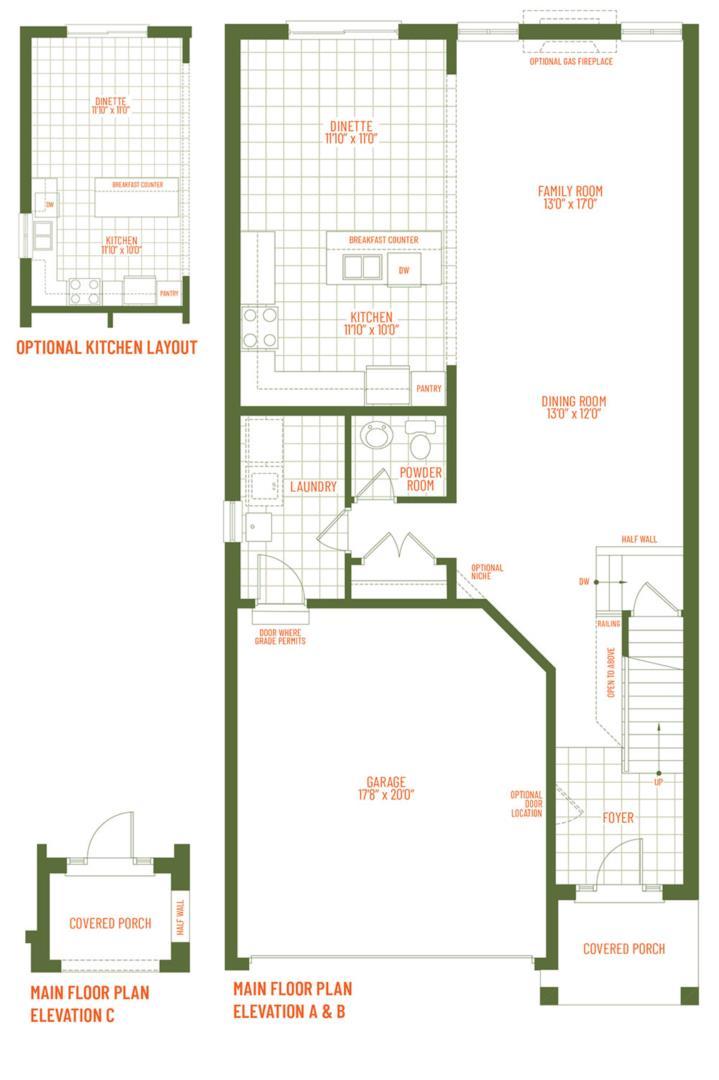 The Cork Floorplan 1