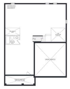 The Montgomery Floorplan 3