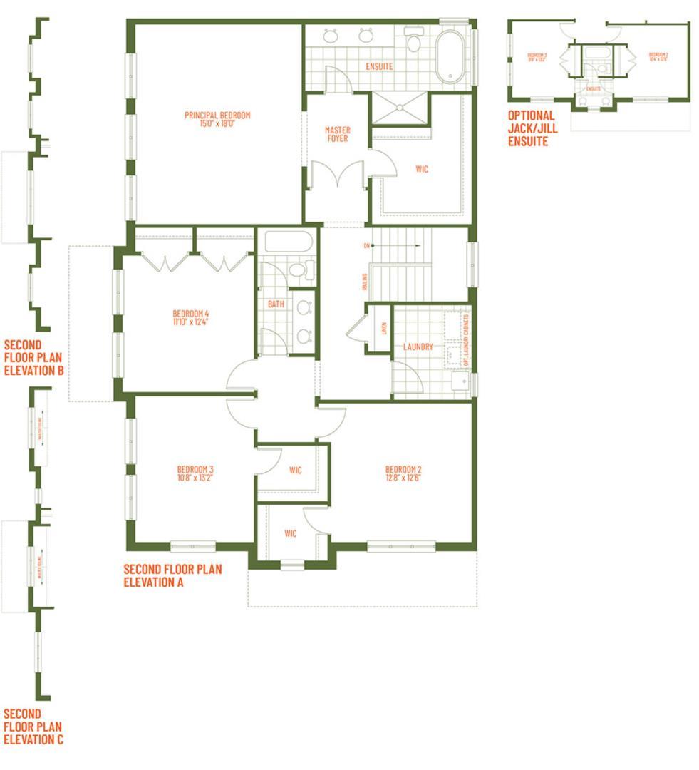 The Royal County Floorplan 2