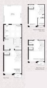 The Oxford Collection - The Oxford 3 Floorplan 3