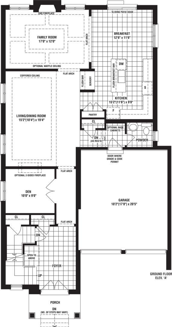 Caledon Floorplan 3