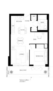 Ortega 605 Floorplan 1