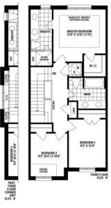Willow Corner Unit Floorplan 3