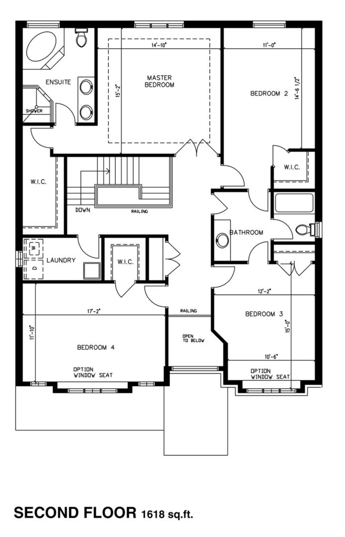 The Montana Floorplan 2