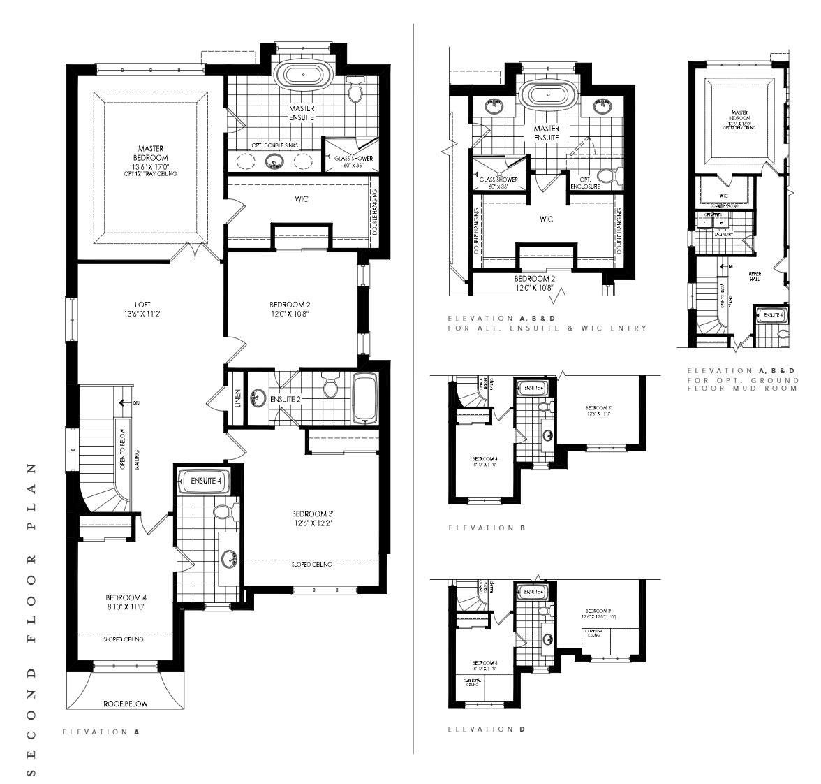 Lot 55 - Welton B Floorplan 2