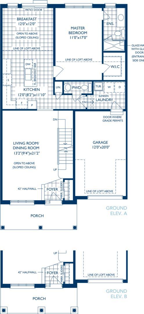 Legend Floorplan 1