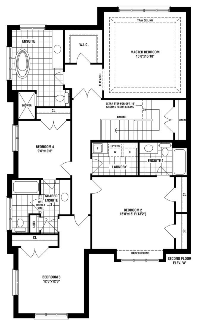 Bluebell Floorplan 2
