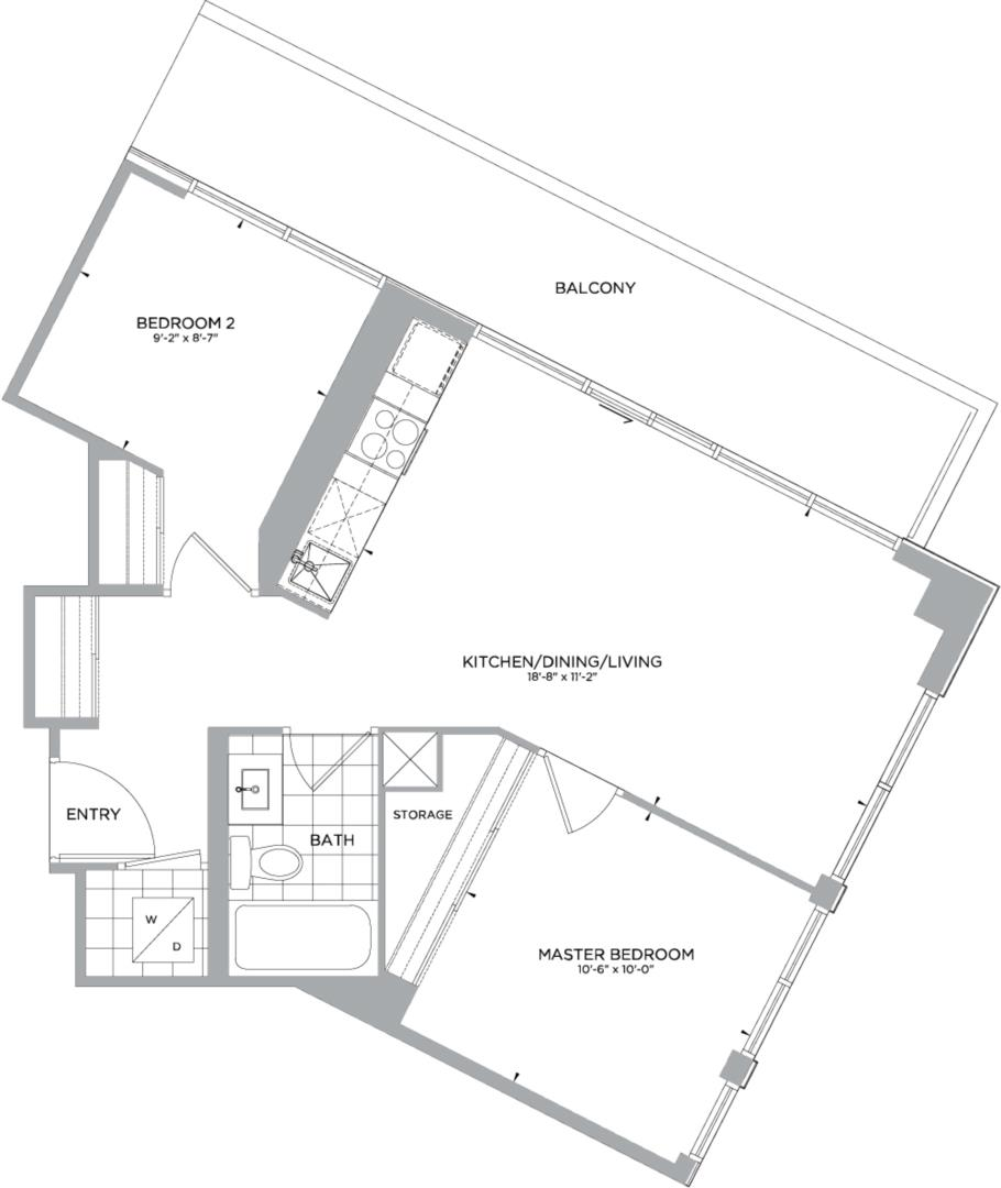 C-661 Floorplan 1