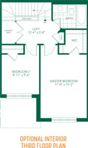 The Tulip Floorplan 4