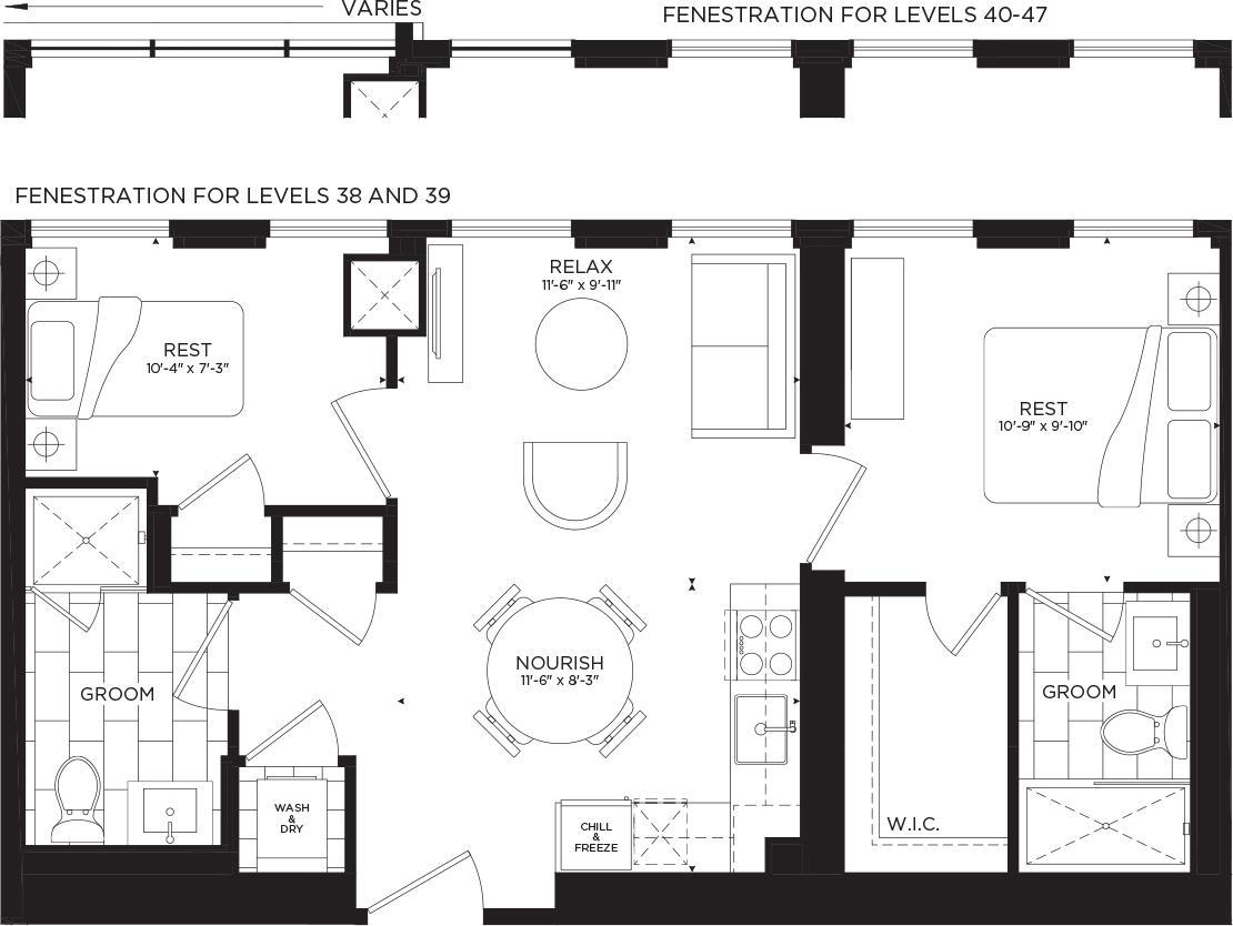 Jack Floorplan 1