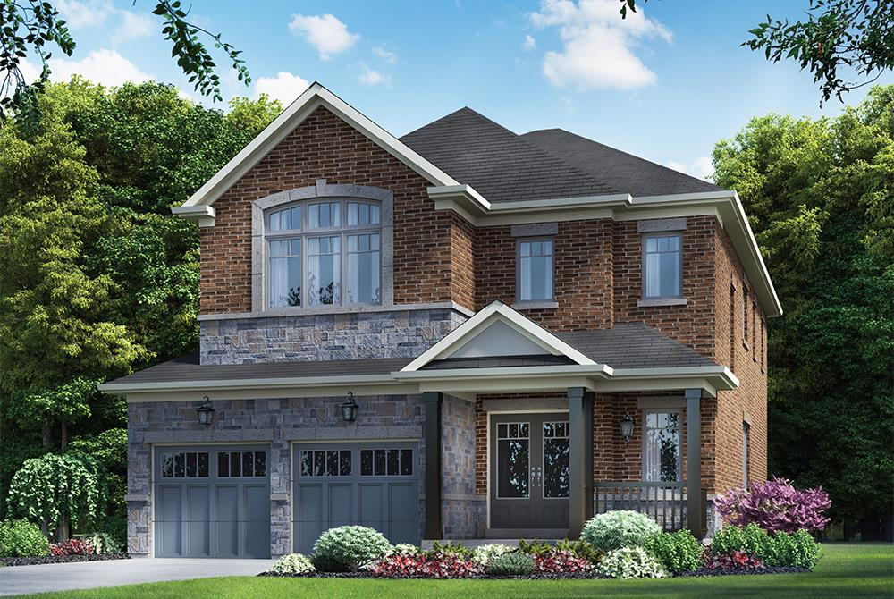 Now is the time to buy a detached home at Riverview Heights in Brampton Image
