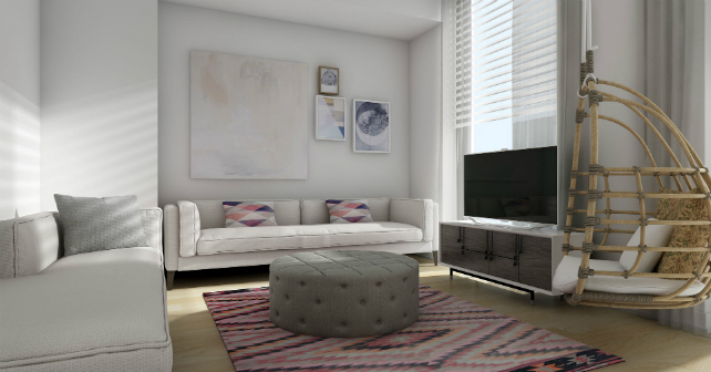 New Suite of the Month at Ten93 Queen West! Image