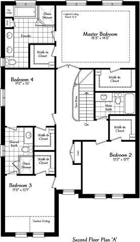The Windermere 25 Floorplan 2