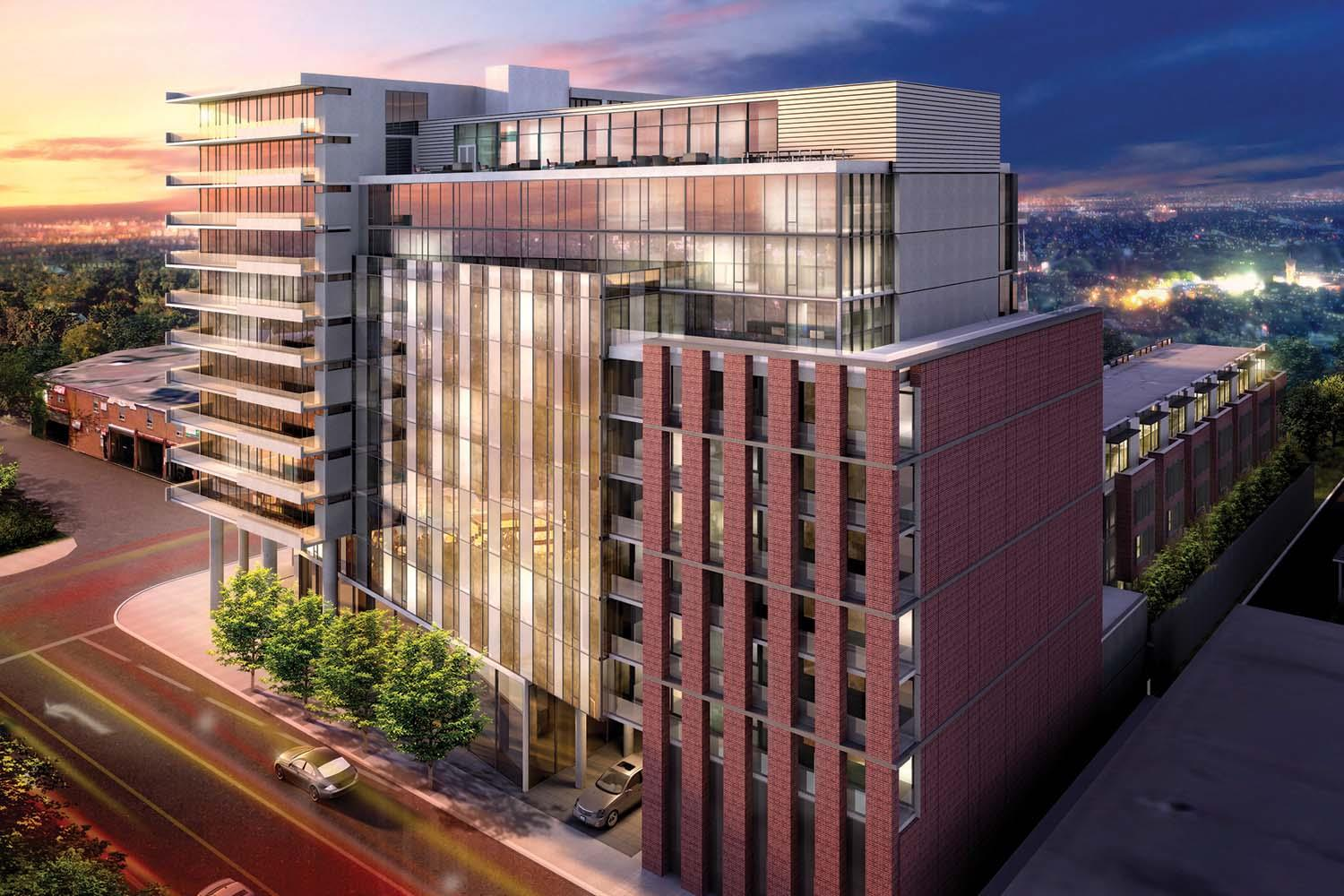 The Carlaw Brings Innovative Design To Toronto Image