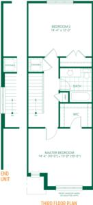 The Orchid Floorplan 3