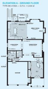 White Spruce A Floorplan 1