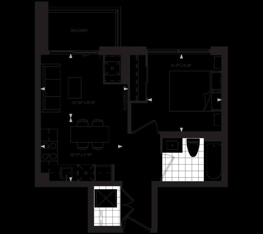A2 | 03 Floorplan 1