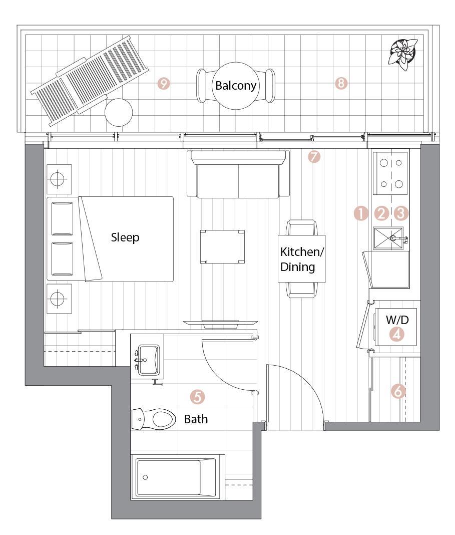 Suite 12 Floorplan 1