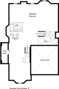 The Providence 16 Corner Plan Floorplan 3