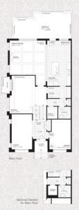 The Harvard Collection - The Harvard 3 Floorplan 4