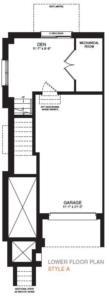The Moncton Corner Floorplan 1