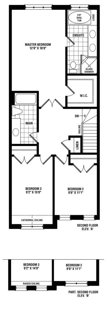 Riverstone Floorplan 2