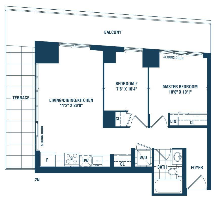 Sanfrancisco Floorplan 1