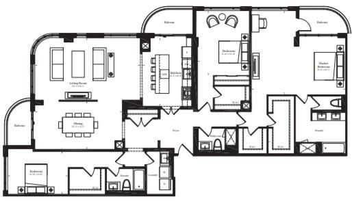 Doncliffe Floorplan 1