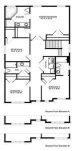 Tribeca Floorplan 1