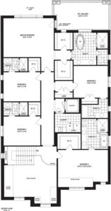 Fourteen Mile Creek Floorplan 2