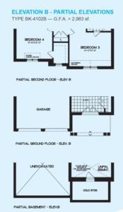 Bur Oak B Floorplan 4