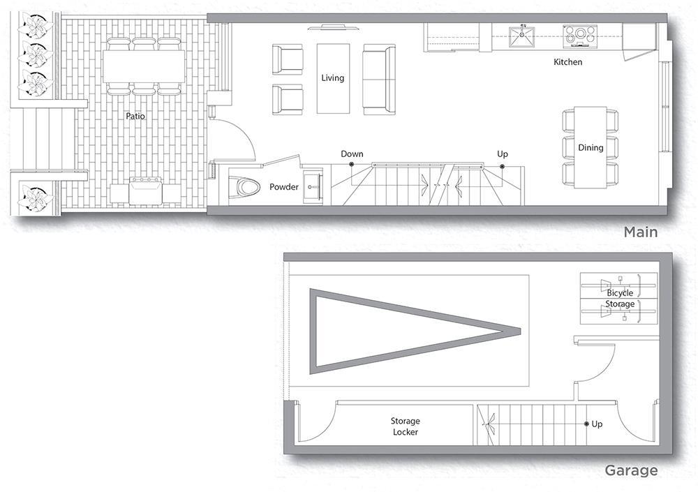 Villa 105 Floorplan 1