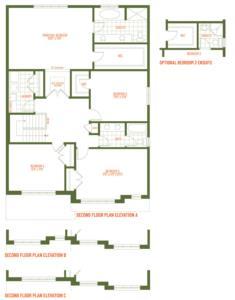 The Muirfield Floorplan 2