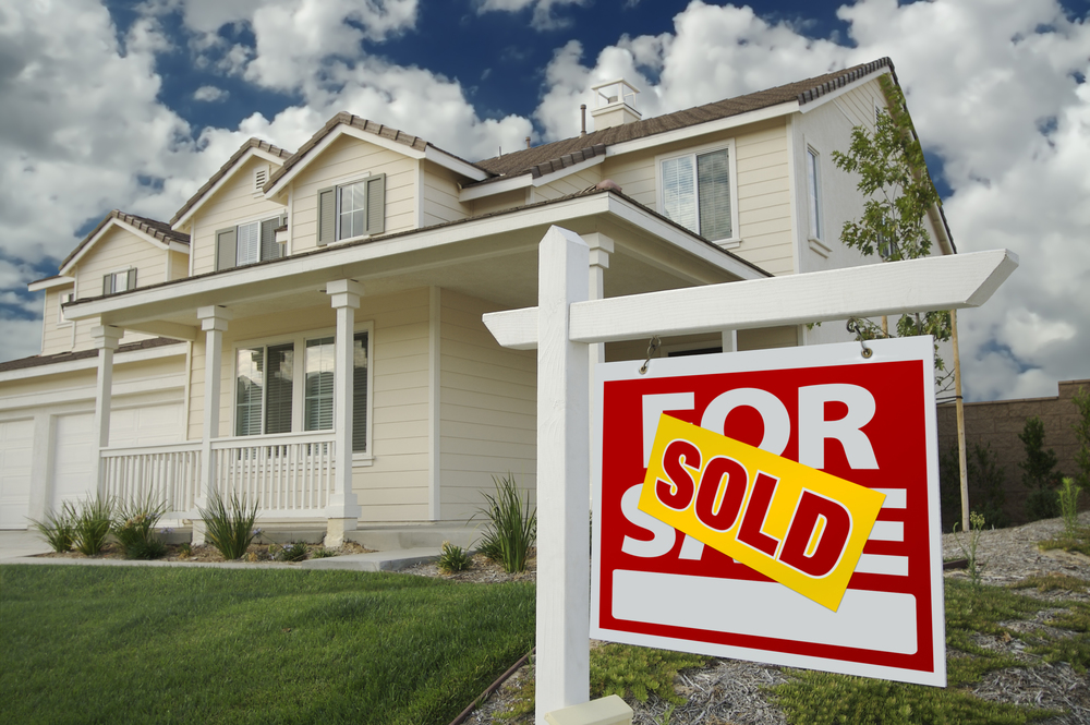 The average selling price of a detached home in the GTA remains over $1 million Image
