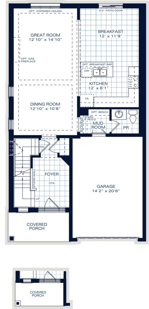 The Manchester B Floorplan 1