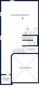 The Hampton B Floorplan 3