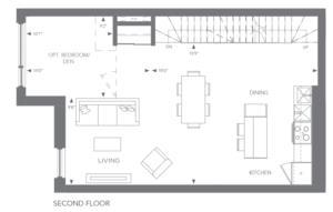 No. 25, 26, 43, 46, 47, 50 Floorplan 2