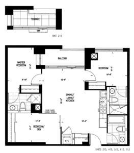 3-B Floorplan 1