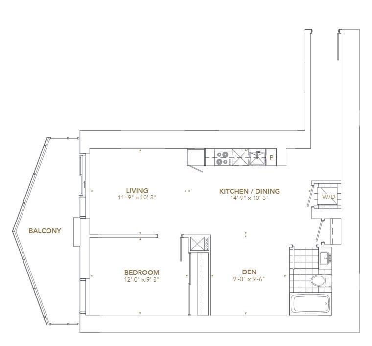 Residence 06 Floorplan 1