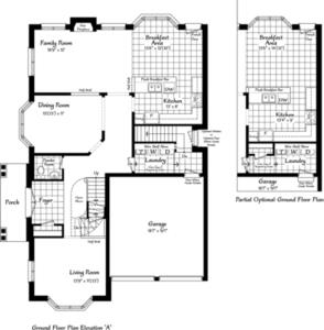 The Providence 16 Corner Plan Floorplan 1