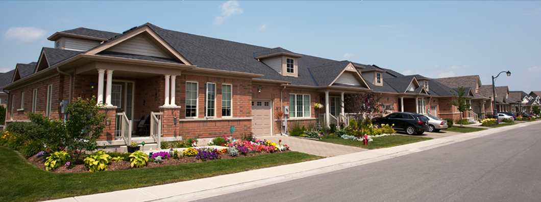 Rosedale Village Brampton Pemberton Group