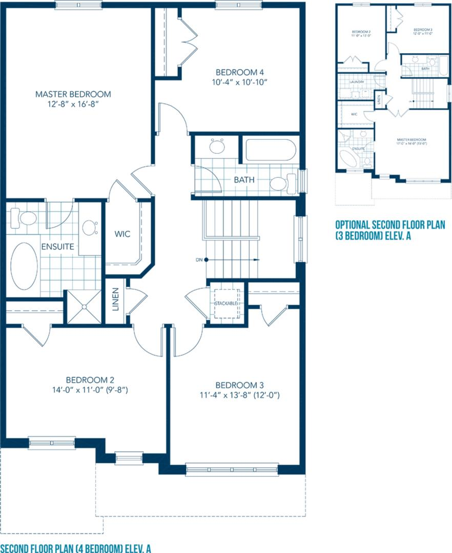 Manor Floorplan 2