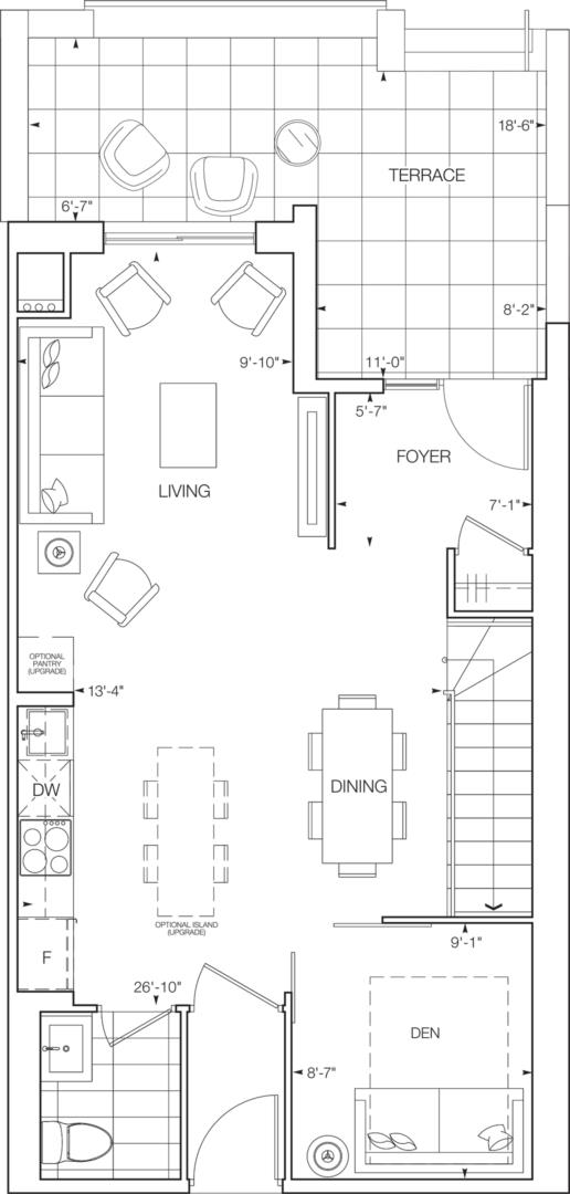 Arbour Floorplan 1