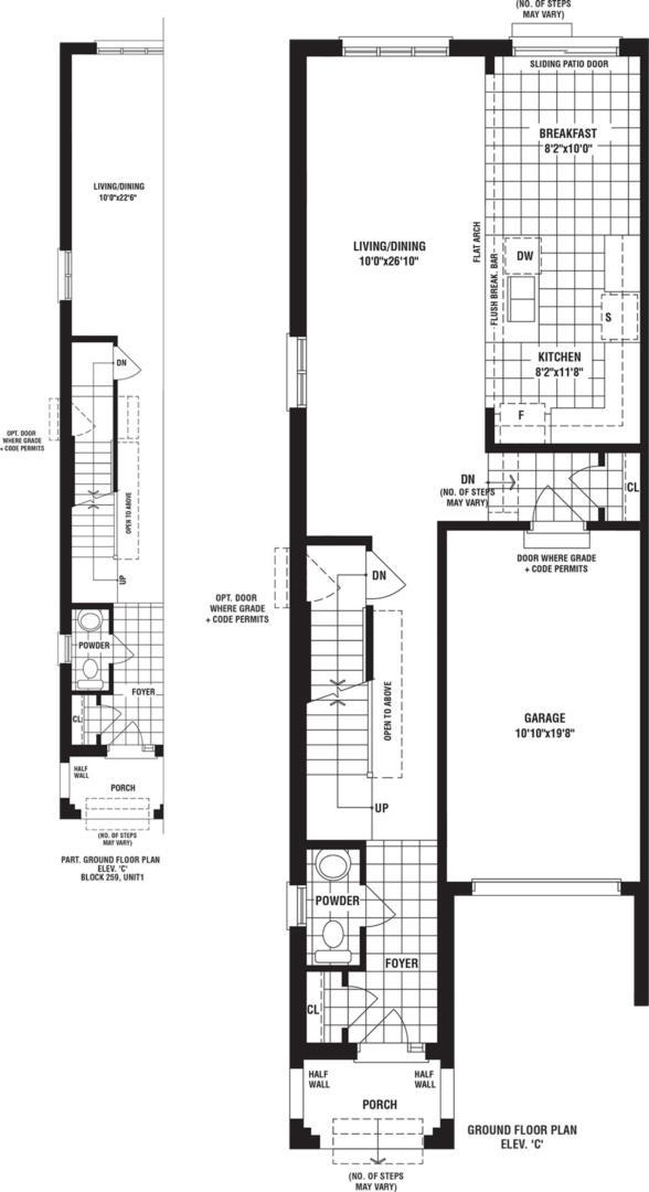 Passion Floorplan 1