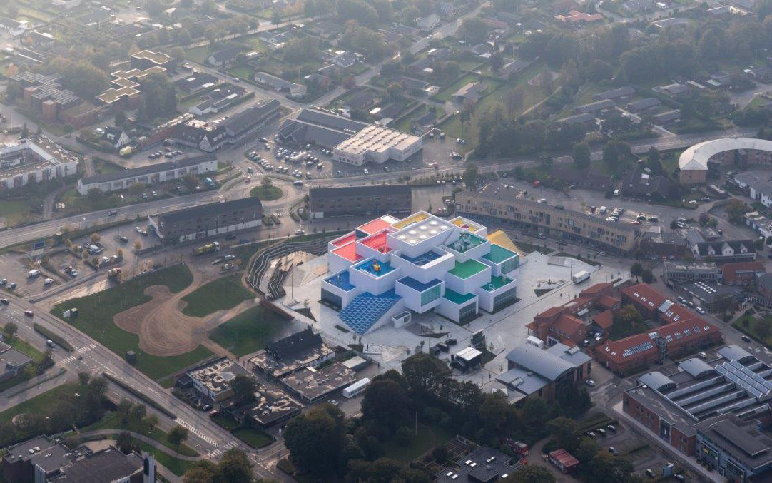 Who else wishes we had a LEGO House in Toronto? Image