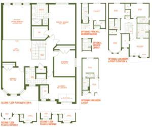 The Mount Juliet Floorplan 2