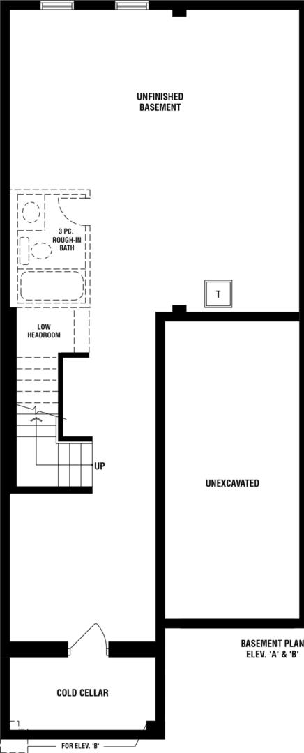 Cayenne A Floorplan 3