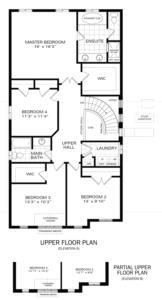 The Brockton IV B Floorplan 2