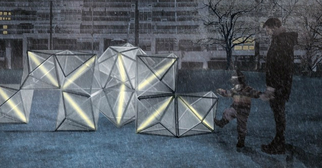 Ice Breakers: New public art installation coming to Toronto's Waterfront Image