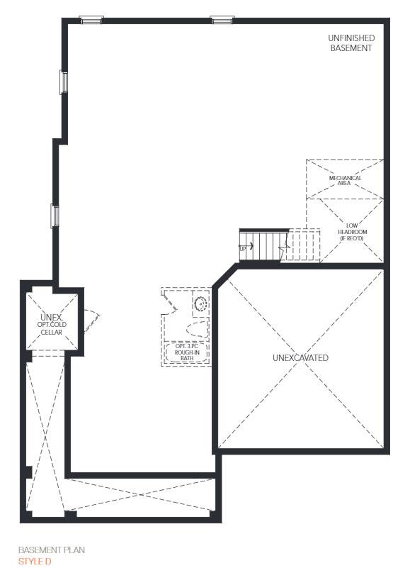 The Wedgewood Corner Floorplan 3